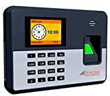 Realtime C101 Time & Attendence Biometric Machine with Direct Excel Report(Fingerprint & PSWD)