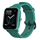 Amazfit Bip U Pro Smart Watch with Built-in Alexa, Built-in GPS, 9-Day Battery Life, Fitness Tracker, Blood Oxygen, Heart Rate, Sleep, Stress Monitor, 60+ Sports Modes, 1.43' Large HD Display (Green)