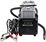Ritmo Double Cylinder Tyre Inflator Air Compressor Pump Heavy Duty 2 Cylinder Car Air Compressor Tire Inflator(Kr-06)