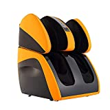 RoboTouch Classic Plus Leg, Calf and Foot Massager for Pain Relief and Relaxation (Yellow)