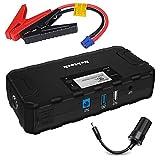 Nekteck Car Jump Starter Portable Power Bank External Battery Charger