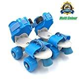 Sufi World Roller Skates Adjustable Inline Skating Shoes for Kids Age Group 5-12 Years