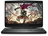 Alienware M15 Core i7-8750H Processor 15.6 inches FHD Thin and Light, NVIDIA GeForce Graphics Card, 16GB RAM, 1TB Hybrid HDD + 128GB SSD, Windows 10 Home, 17.9mm Thick Gaming Laptop, 2.17 kg