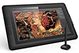 XP-PEN Pen Display, Artist 15.6 Pro Drawing Monitor, sRGB Full-Laminated IPS FHD Display with Tilt Function 8192 Level Pen, Extra Dial for Digital Artwork with Tablet Stand
