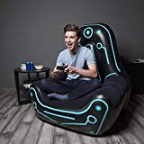 YOUR STORE™ Inflatable Chair &Gaming sofa Multipurpose Inflatable Air Sofa Lazy Bean Bag for Adults Outdoor Beach Camping Indoor Bedroom