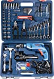 Bosch GSB 550 Corded Electric Mechanic Kit Professional Drill