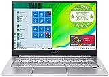 Acer Swift 3 Thin & Light Laptop, 14' Full HD IPS, AMD Ryzen 7 4700U Octa-Core with Radeon Graphics, 8GB LPDDR4, 512GB NVMe SSD, Wi-Fi 6, Backlit KB, Fingerprint Reader, Alexa Built-in, SF314-42-R9YN