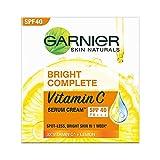 Garnier Bright Complete VITAMIN C SPF40/PA+++ Serum Cream, 45g