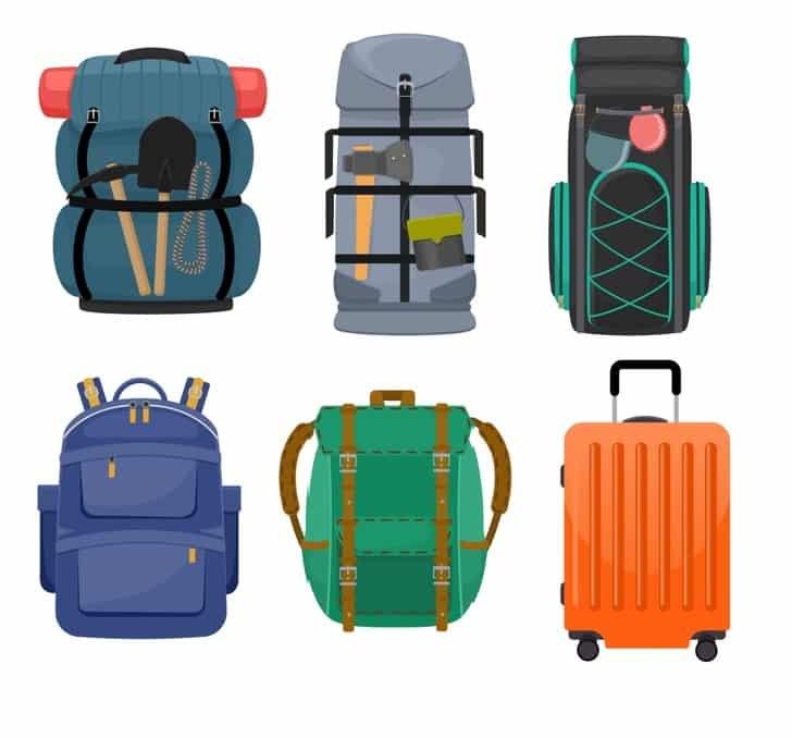 शीर्ष 6 भारत में सर्वाधिक बिकने वाले सामान बैग