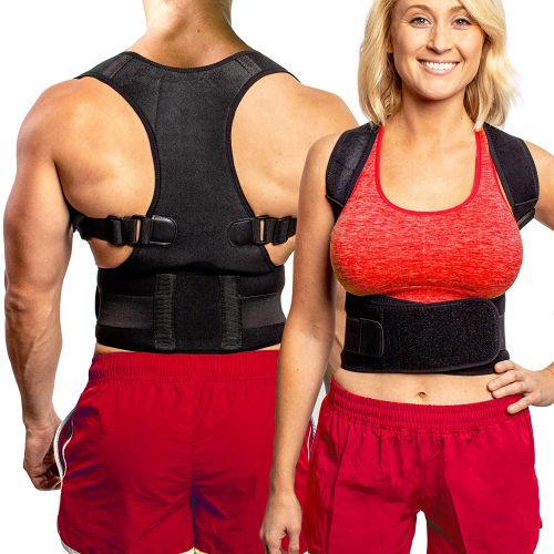 Flexguard Support Flexguard Medical Back Brace Fully Adjustable for Posture Correction