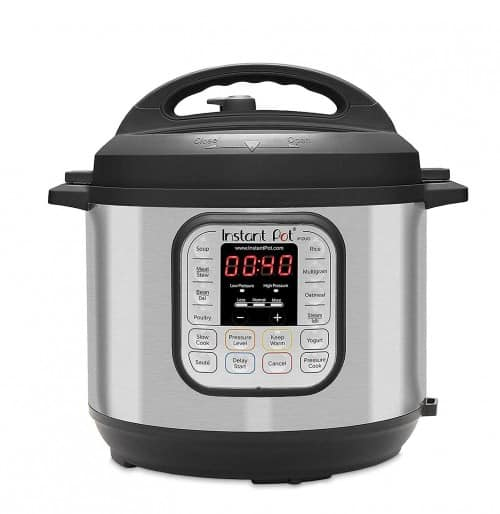 Instant Pot Duo 7-in-1 Electric Pressure Cooker,
