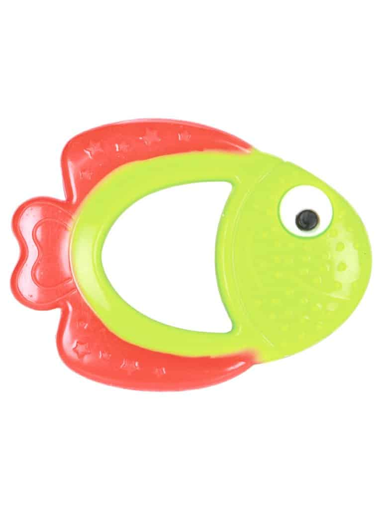 Mee Mee Multi-Textured Silicone Teether