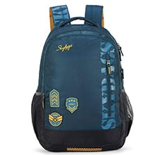 skybags spacious backpack