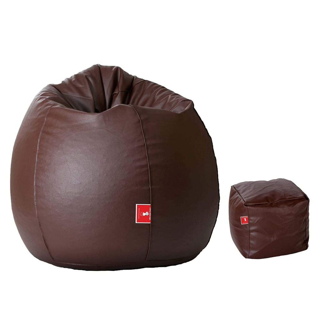 ComfyBean Bean Bag with Footrest