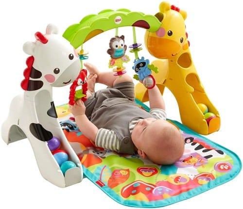 Fisher-Price Original Newborn to Toddler Baby Play Gym