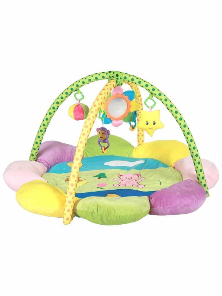 Mee Mee Baby Play Gym Mat Cushioned Deluxe