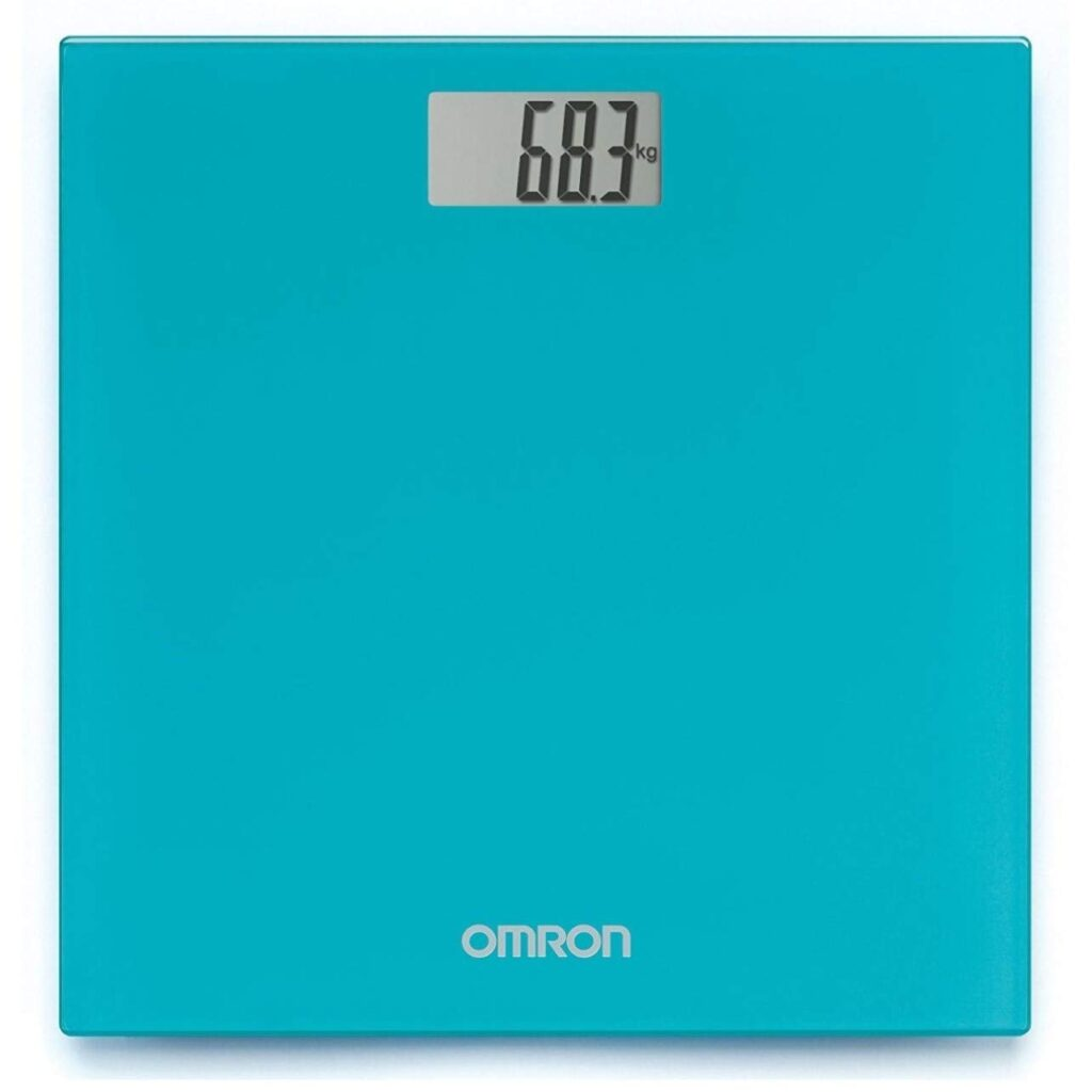 Omron-HN-289-weight-Measurement