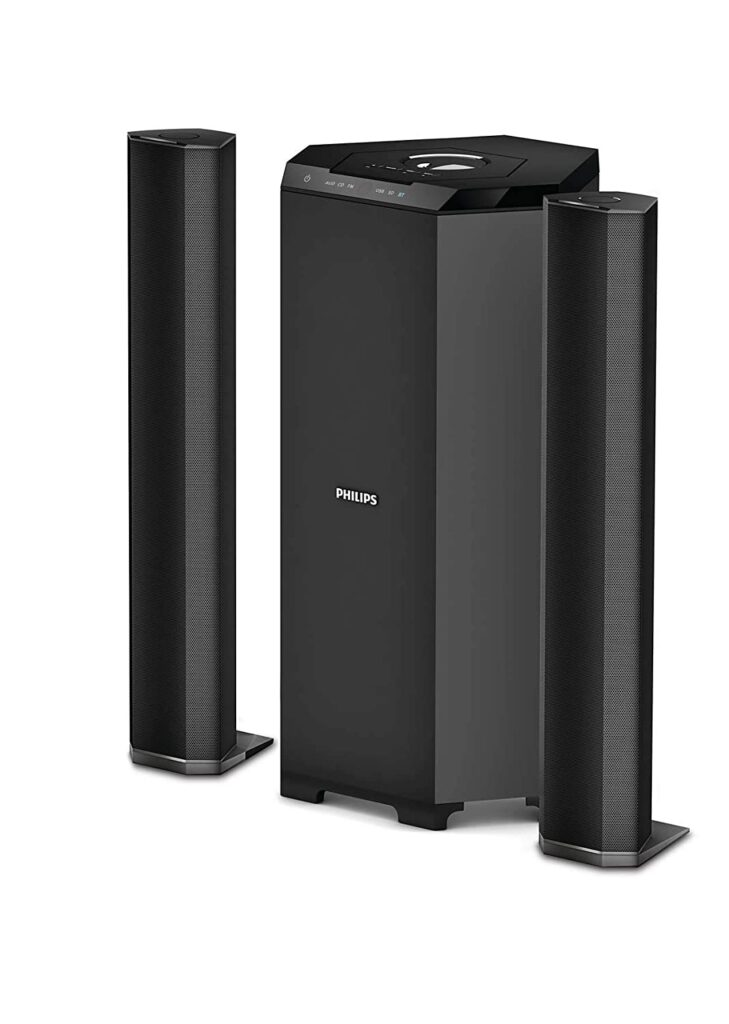 Philips MMS8085B/94 2.1 Channel Convertible Multimedia