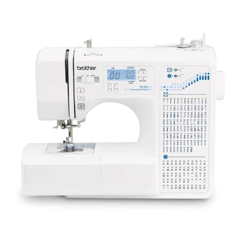 computerized Brother Sewing Machine