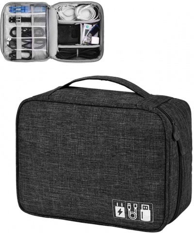 House of Quirk Electronics Accessories Organizer Bag,
