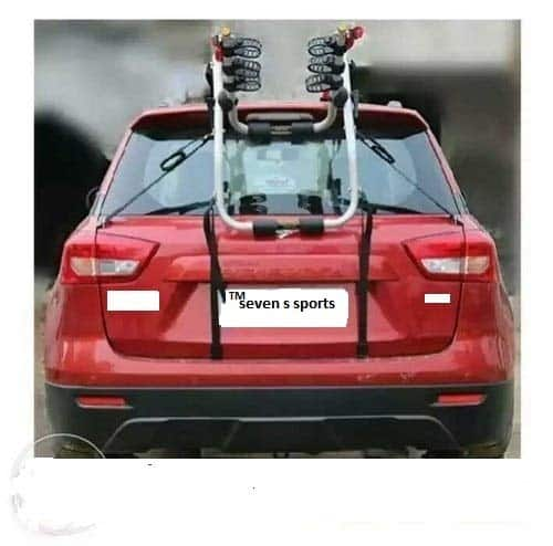 Seven S Sports Car Mounted Cycle Rack